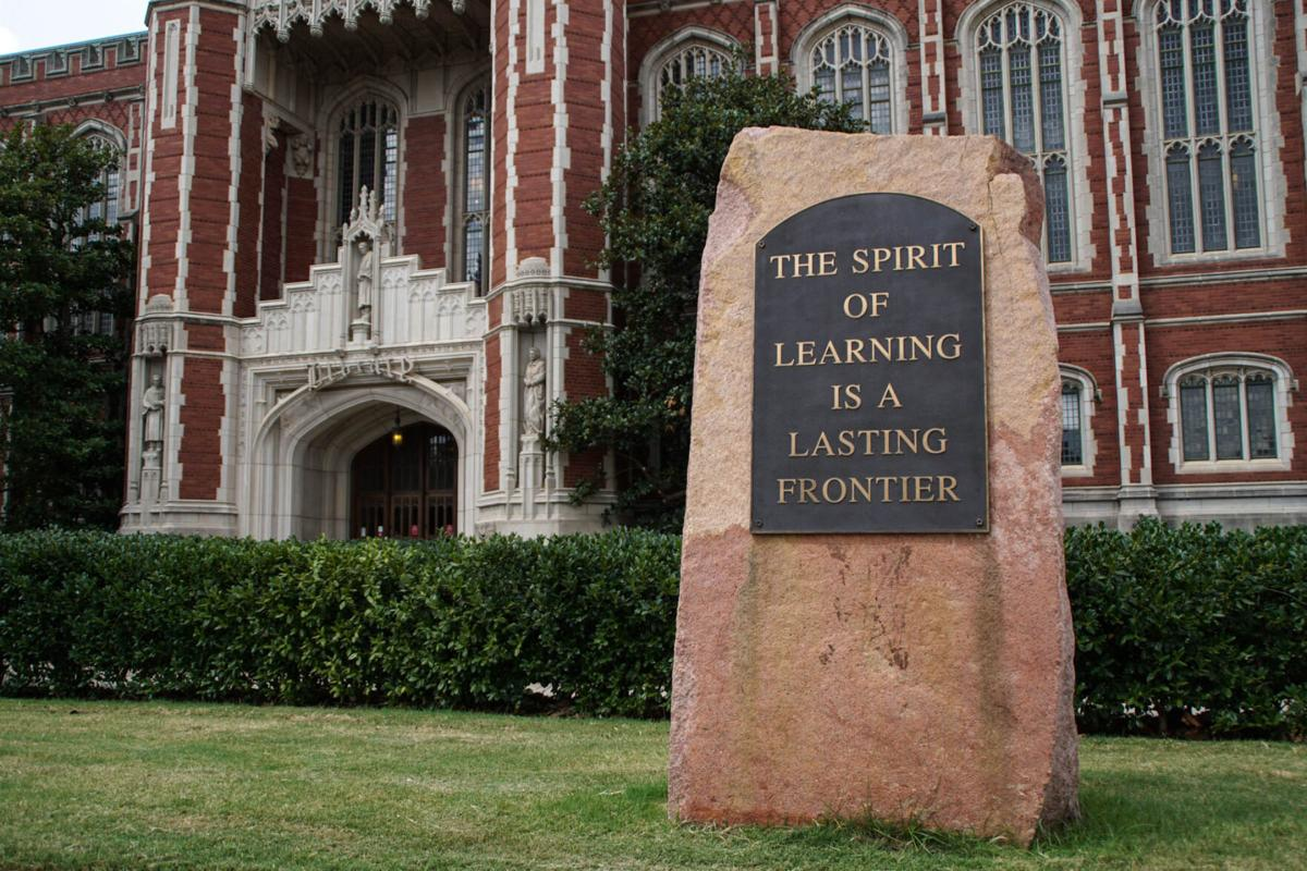 Spirit of Learning statue