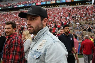 233889d10 OU football  Baker Mayfield has seventh most sold NFL jersey in 2018 ...