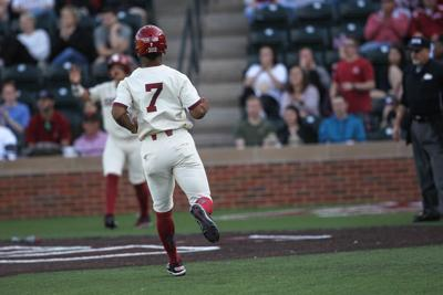 new york 67ce5 88de0 Oklahoma baseball: WATCH Kyler Murray hit first career grand ...