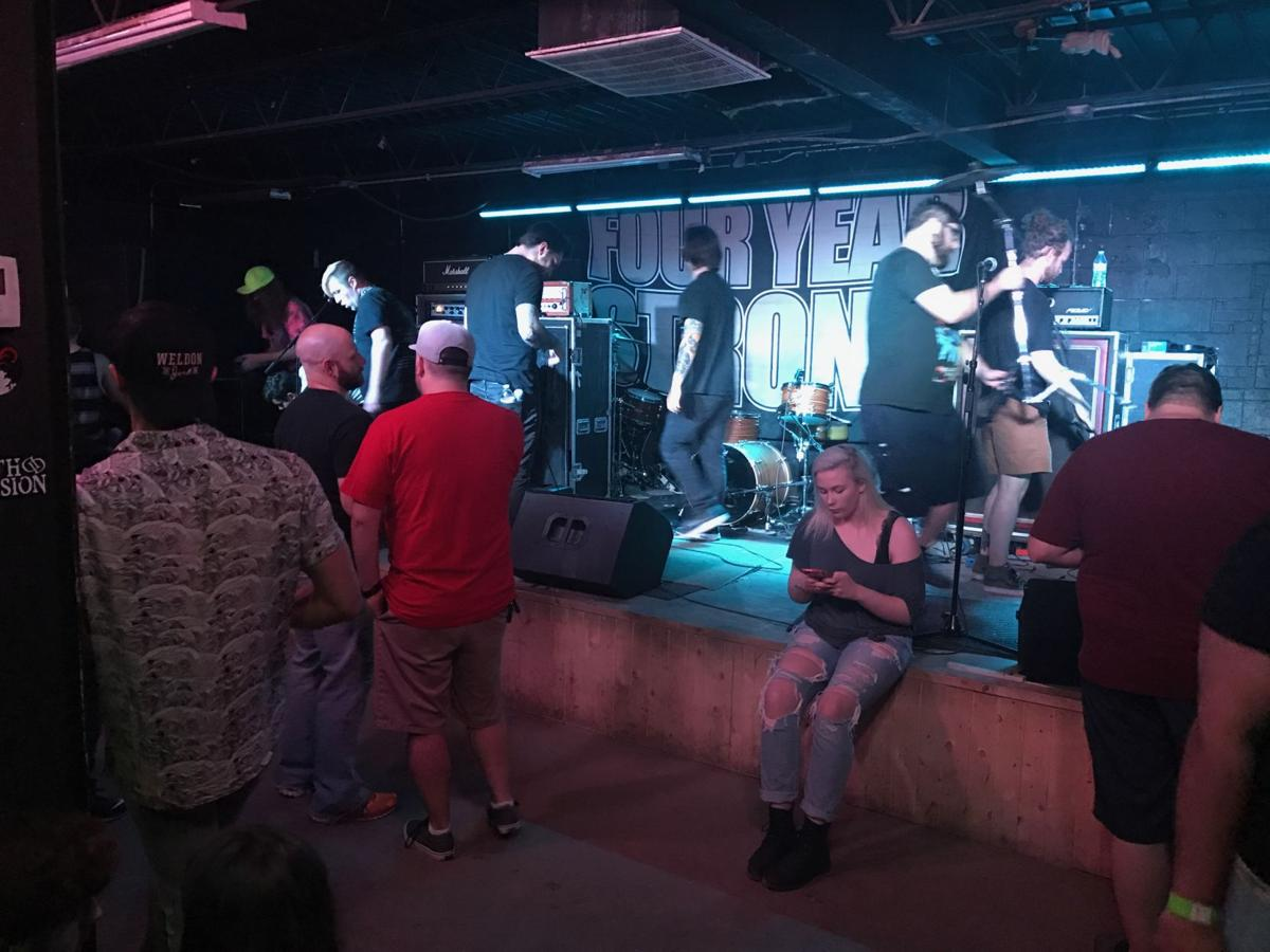 Best Local Music Venues 89th Street Collective Offers Punk Scene