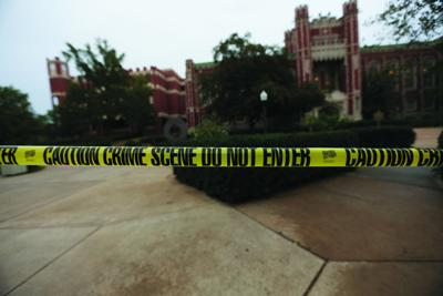 Photo Illustration: Crime on Campus