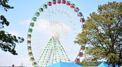 ferris wheel ok state fair