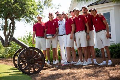 Men's golf calusa cup
