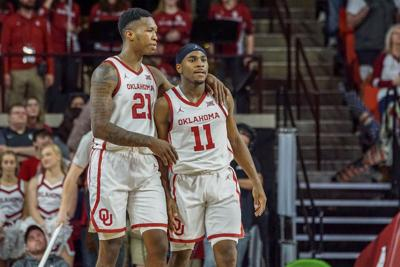 Kristian Doolittle and De'Vion Harmon