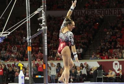 OU women's gymnastics: No  1 Sooners knock off No  2 UCLA | Sports