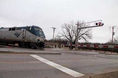 Amtrak in Norman (copy)