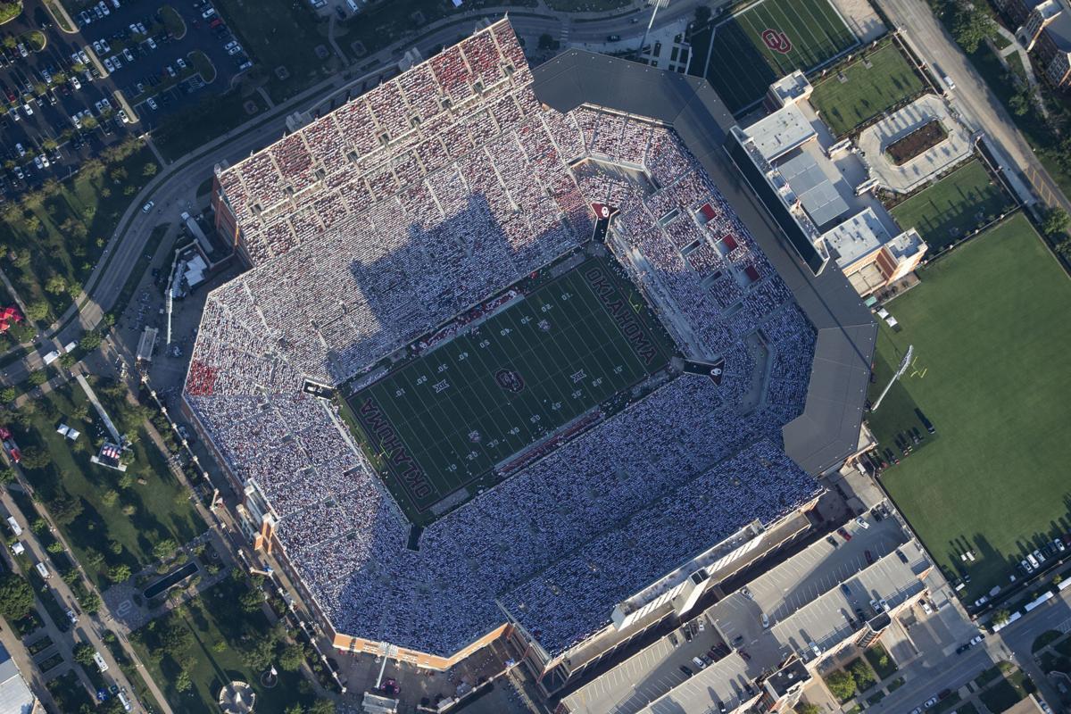 Gaylord Family-Oklahoma Memorial Stadium