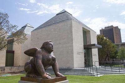 Fred Jones Museum of Art (copy)