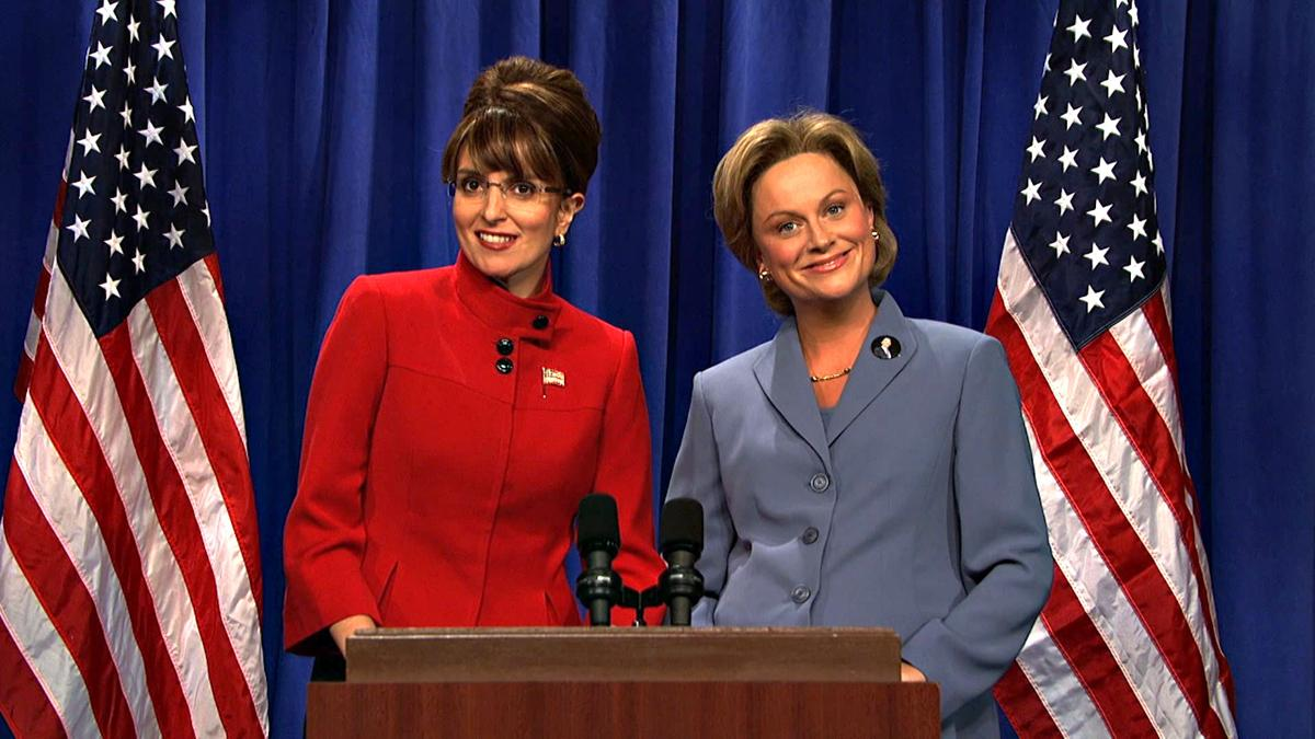Take a look back at SNL's best political impersonations since 1975 ...