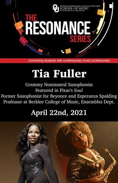 Tia Fuller Flyer