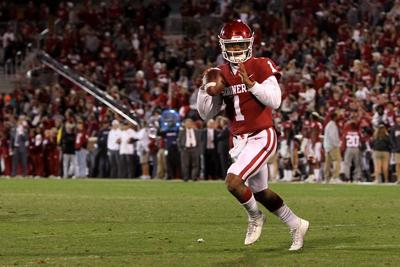 826505a4c Oklahoma football  Kyler Murray gives Sooner fans glimpse into OU s ...