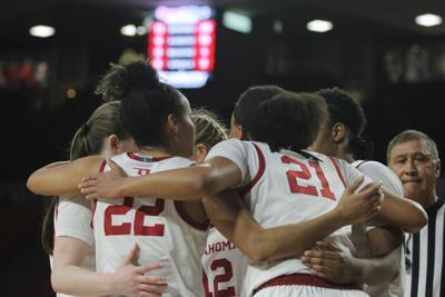 OU Women's Basketball Team