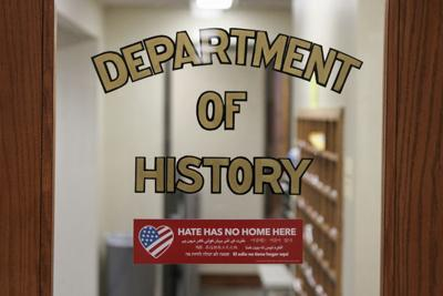 OU History Department