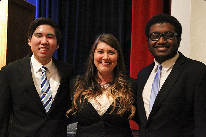 Student Government Association Presidential Debate — Presidents