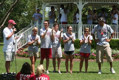 Camp Crimson 2008
