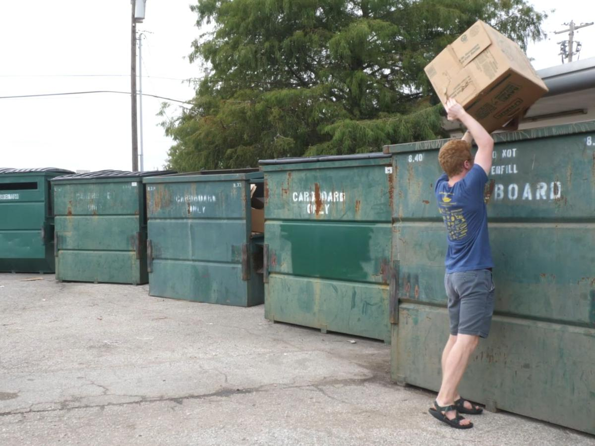 Norman businesses, apartment complexes struggle to recycle at low costs as city program initiatives continue to fall short