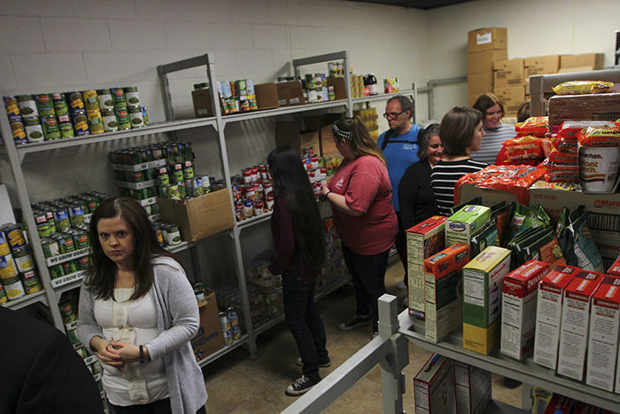 Ou Housing And Food Pantry