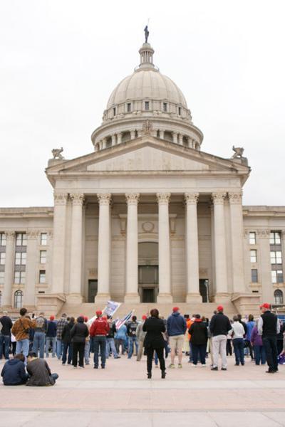 Oklahoma Capitol building (copy)