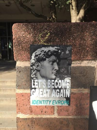 Identity Evropa posters