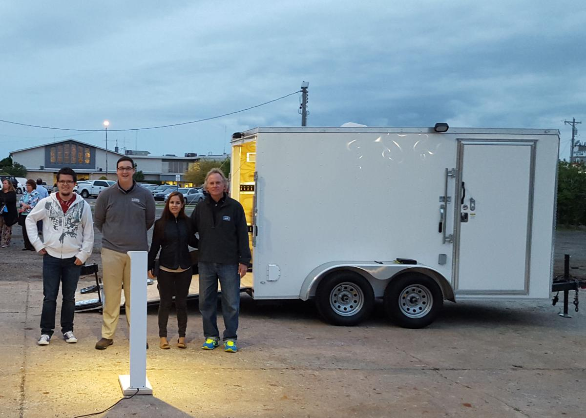 Mobile Outdoor Lighting Lab