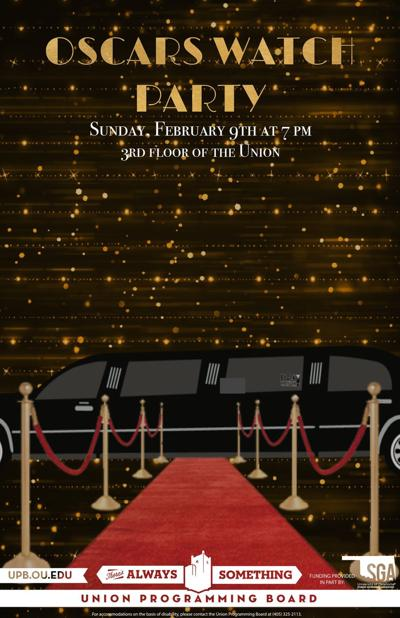 UPB Oscars Party