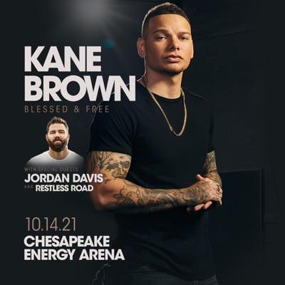 Kane Brown Flyer