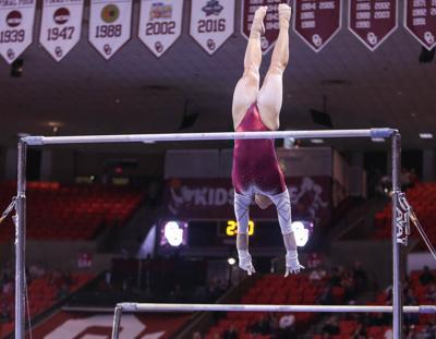 Oklahoma women's gymnastics: Sooners focusing on North