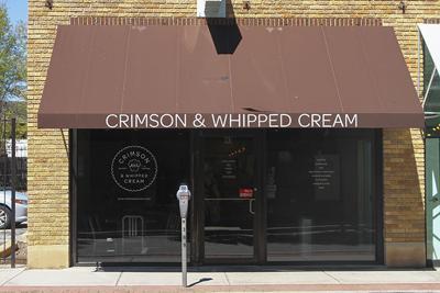 Crimson & Whipped Cream storefront