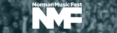 Norman Music Fest logo 2020