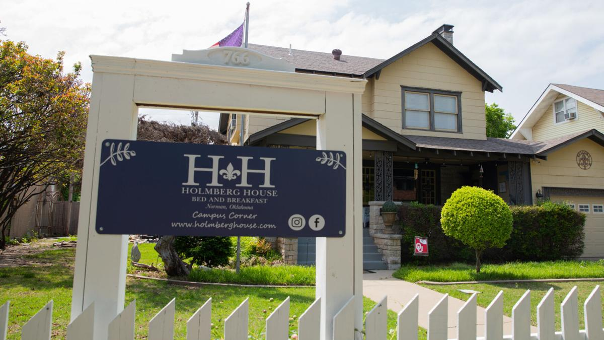 Holmberg House Bed & Breakfast offers warmth, familiarity to international, local guests