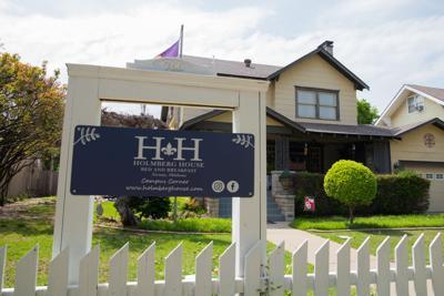 Holmberg House