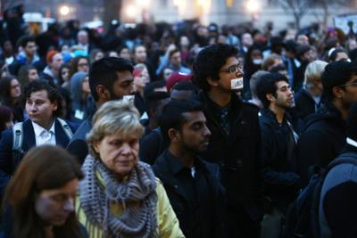 Unheard Demonstration