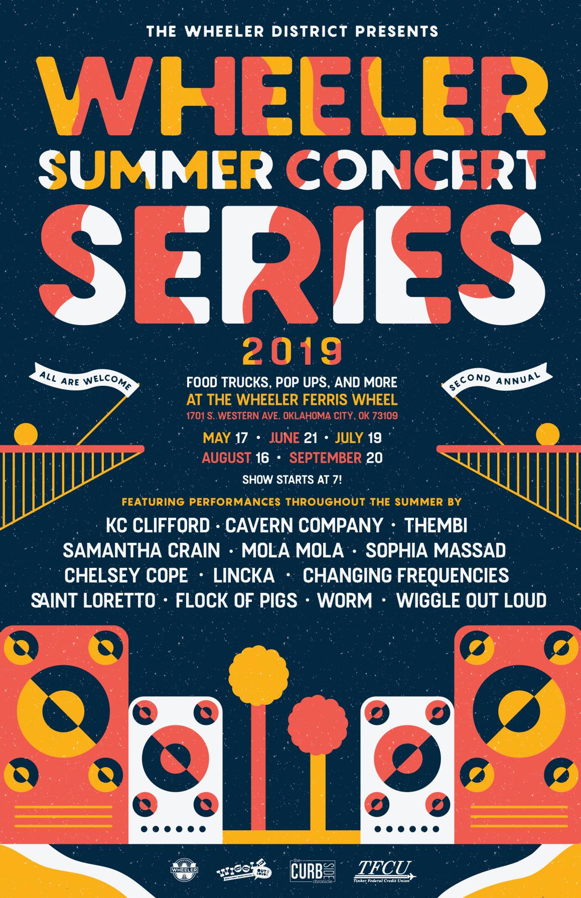 wheeler summer concert series