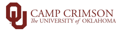Camp Crimson logo