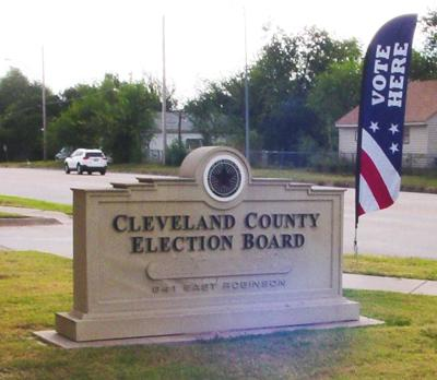 Cleveland Co Election Board