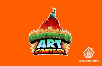Dino Art Contest