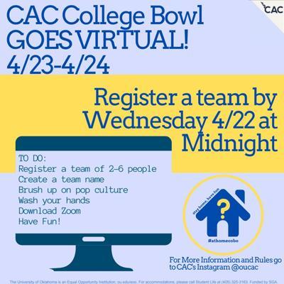 Virtual College Bowl