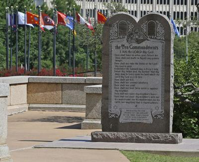 Ten Commandments to be taken down from State Capitol