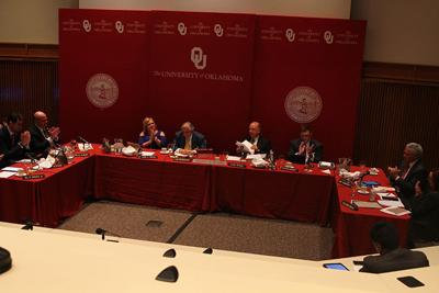 OU Board of Regents