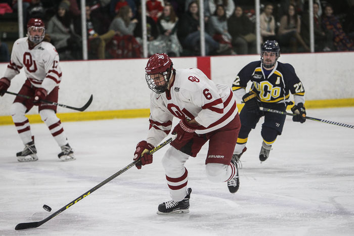 OU hockey club  Sooners vs UCO (photos)  487e2ccf8ed