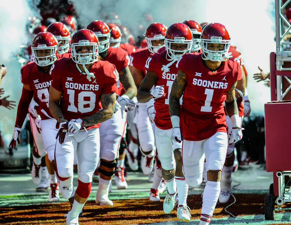 meet b9f8e 30d54 OU football: Sooners look primed for College Football ...