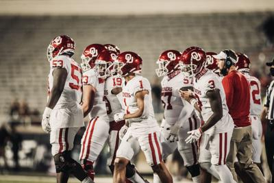 Sooners offense