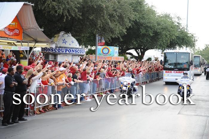 OU/TX 2012