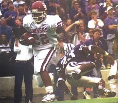 Sooners at Kansas State 2000