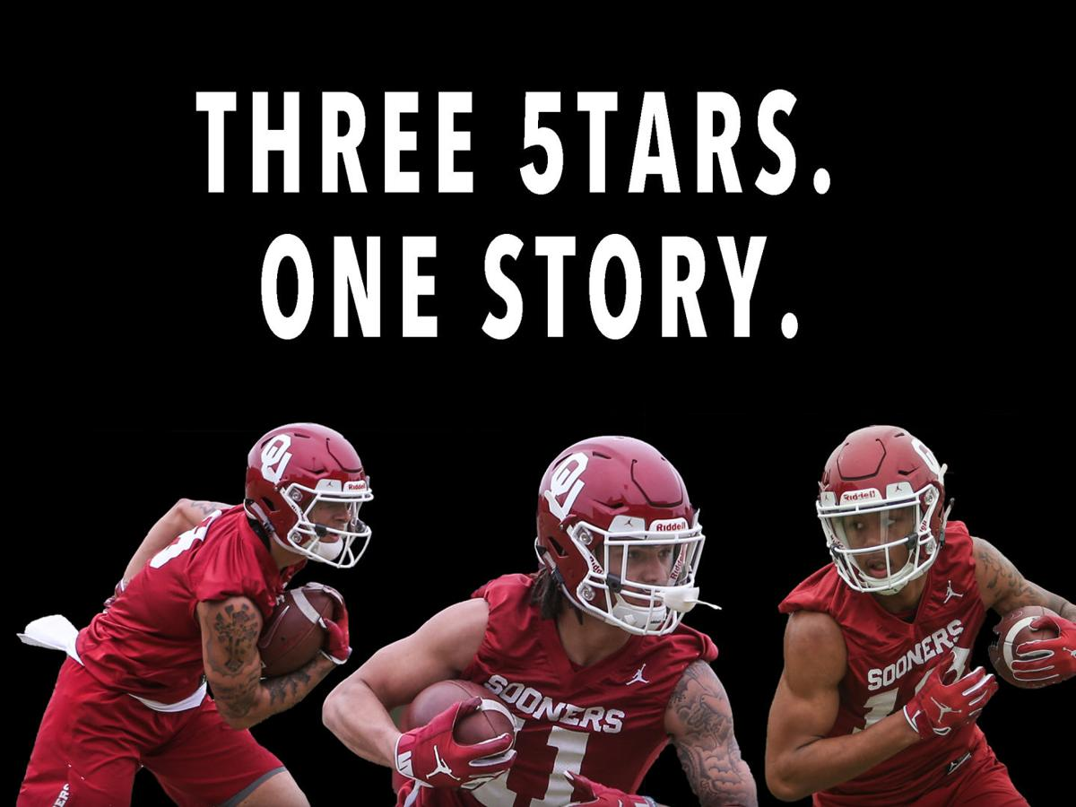 OU football scores three 5-star recruits, all driven by the same force