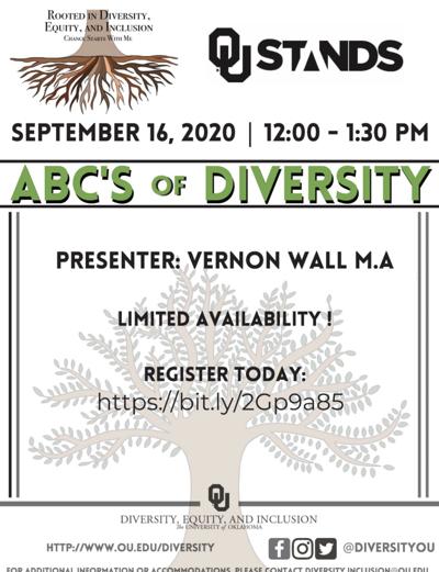 ABC's of Diversity