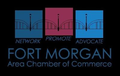 Fort Morgan Chamber of Commerce Logo