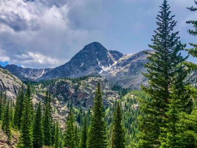 Mount of the Holy Cross. Photo Credit: Spencer McKee