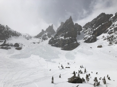 Solo skier causes avalanche that hits 2 visitors in Rocky Mountain National Park