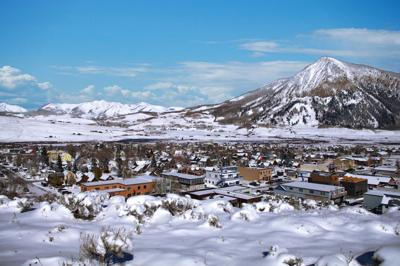 Crested Butte, Colorado. Photo Credit: stockphoto52 (iStock).